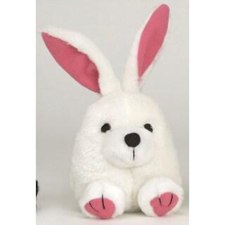 Booda Medium Rabbit Squatters Dog Toy