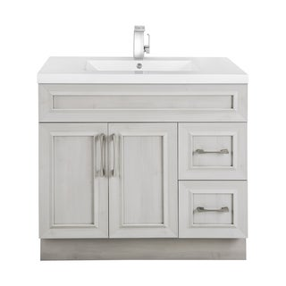 Cutler Kitchen And Bath Classic Collection Transitional 36 Inch Door Vanity