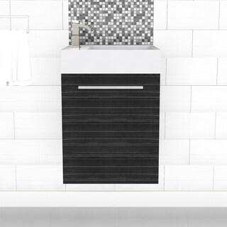 Cutler Kitchen & Bath Boutique 18-inch Space Saver Vanity
