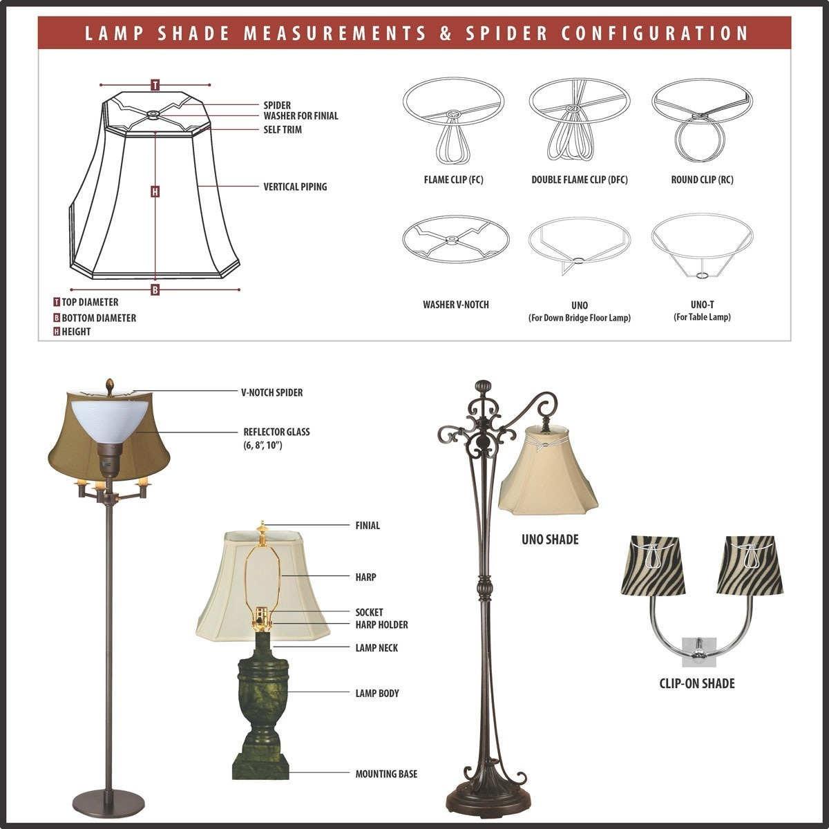 Royal Designs White Fabric 5 Inch Twisted Bell Chandelier Lampshades Set Of 6 Overstock 15052555