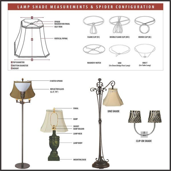 Royal Designs Hardback Empire White 3 X 5 X 4 5 Inch Clip On Chandelier Lamp Shade Set Of 6 Overstock 15052569