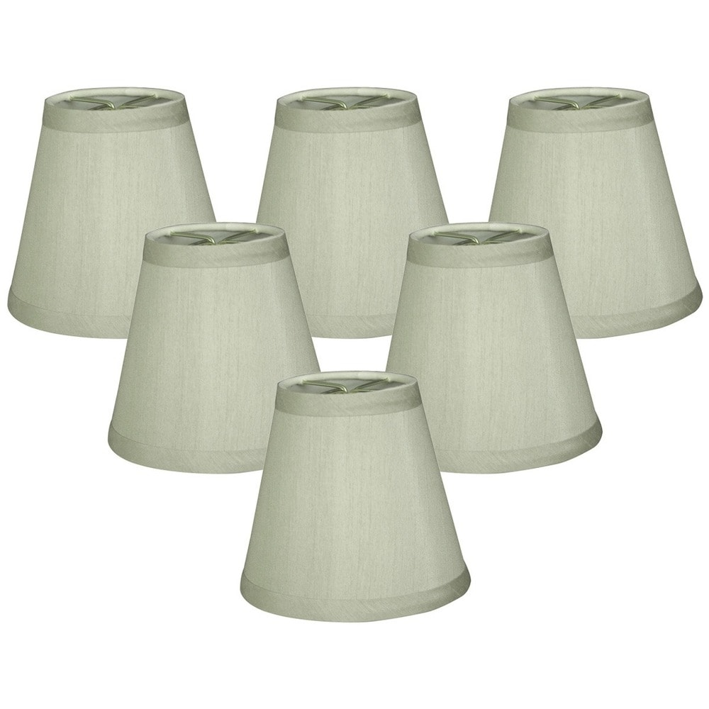 Clip On Chandelier Lamp Shades | Lamps Plus