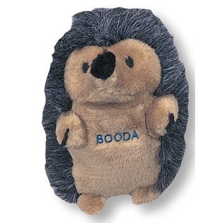 Booda Large Plush Hedgehog Dog Toy