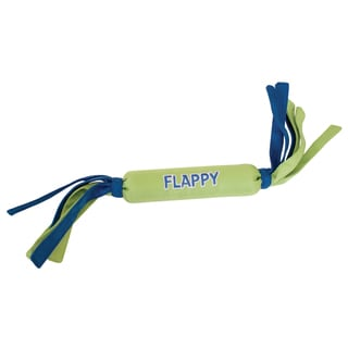 "Pet Zone 16"" Small Flappy Ruffy Dog Toy"