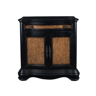 Clarendon Two-Tone Wood Hall Chest