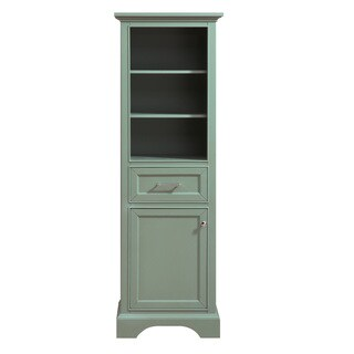 Azzuri Mercer Sea Green Linen Tower