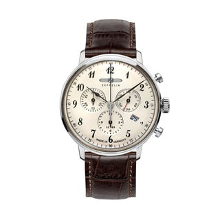 Zeppelin Men's Hindenburg Chronograph Watch #7086-4