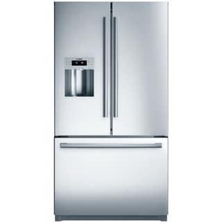 "B26FT80SNS 36"" 800 Series French Door Refrigerator"