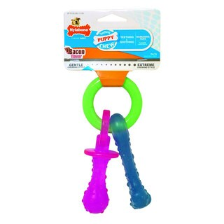 Nylabone Puppy Chew Teething Pacifier