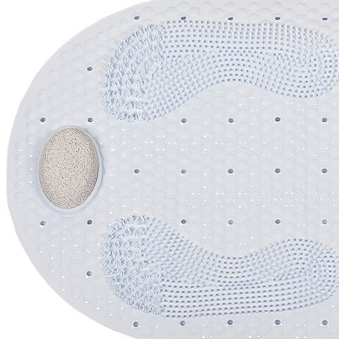 Buy White Tub & Shower Mats Online at Overstock | Our Best