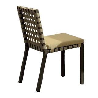 Loft Aluminum Dining Chair