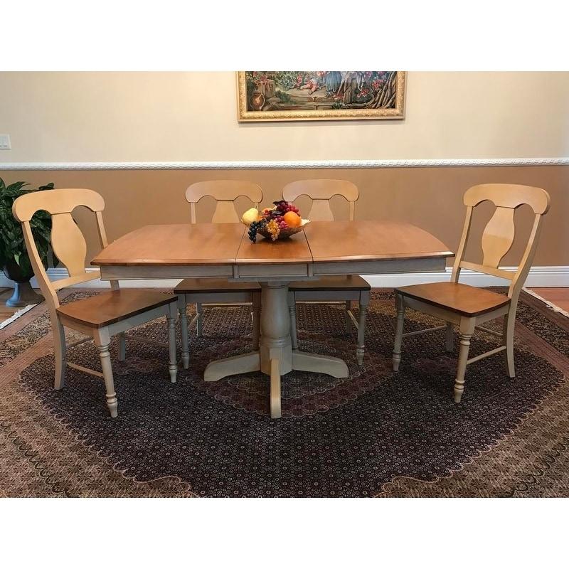 "Iconic Furniture Company 5-Piece Napoleon 36""x48""x60"" Boa..."