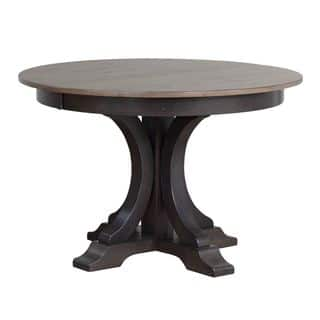 Buy Grey Finish Kitchen Dining Room Tables Online At Overstockcom - 70 inch round pedestal dining table