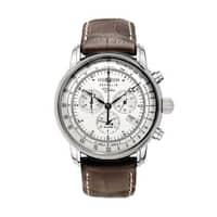 Graf Zeppelin Swiss Quartz Chronograph Watch