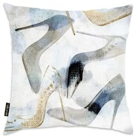 Oliver Gal Home 'Bianca' Throw Pillow