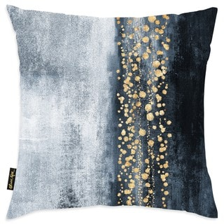 Oliver Gal Home 'Down The River' Throw Pillow