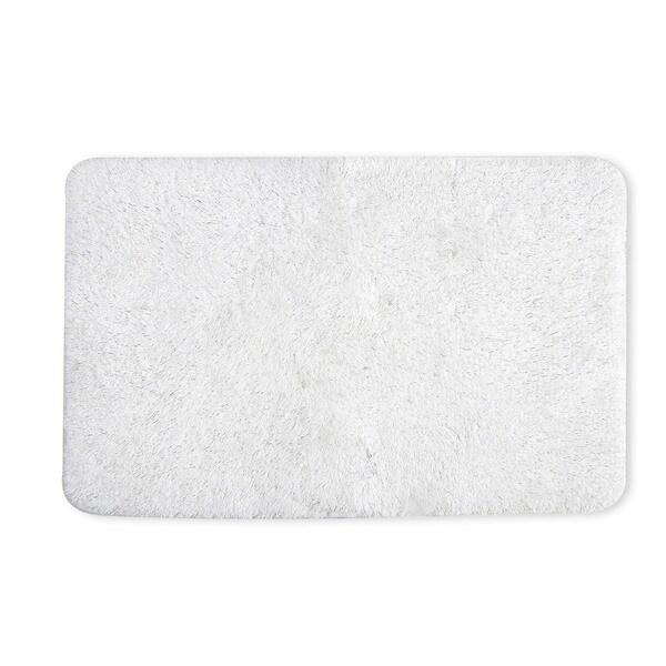 Famous Home Jewel White Bath Mat