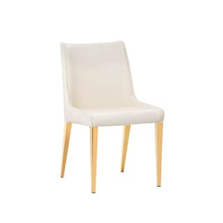 Lawrence Dining Chair Yellow Gold
