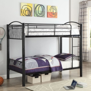 Acme Furniture Cayelynn Metal Twin Sized Bunk Bed