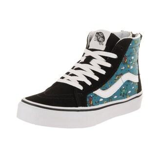 Vans Kids' Sk8-Hi Zip Dino Party Train Skate Shoes (2 options available)