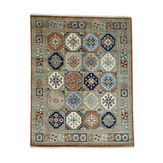 1800getarug Afghan Ersari Hand-knotted Oriental Rug (8'1 x 10'4)