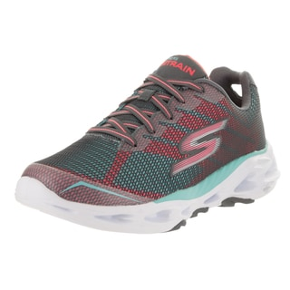 Skechers Women's Go Train Vortex 2 Grey Synthetic-leather Training Shoes