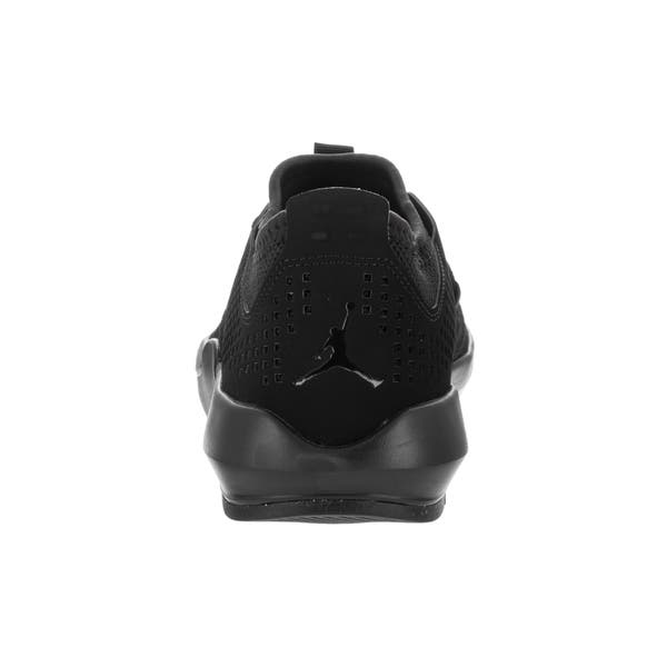 9f8085b9f6011 Shop Nike Men's Jordan Express Black Textile Basketball Shoes - Free ...