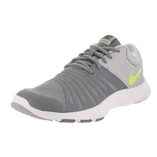 Nike Kids Flex Show Grey Training Shoes