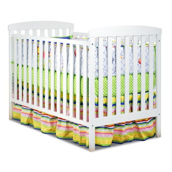 Mikalia Chloe Convertible Crib White 25101778
