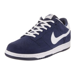 Nike Men's Dunk Low Pro Blue Suede Skate Shoe