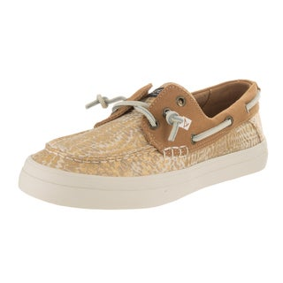 Sperry Top-Sider Women's Crest Resort Python Boat Shoes