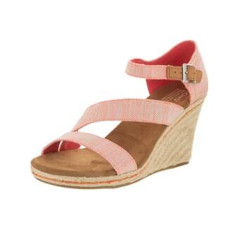 Toms Women's Clarissa Casual Shoe