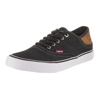 Levi's Men's Monterey Black Denim Buck Casual Shoes (3 options available)