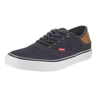 Levi's Men's Monterey Denim Buck Casual Shoes