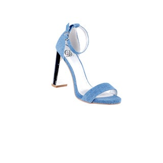 Xehar Women's Open Toe Heeled Dress Sandal