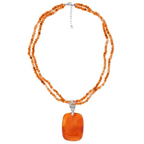 783b963f2 Carnelian Jewelry | Shop our Best Jewelry & Watches Deals Online at ...
