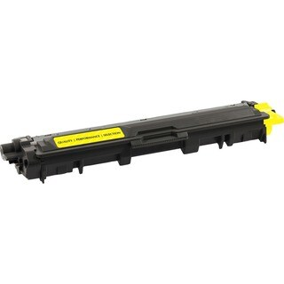 V7 Remanufactured High Yield Yellow Toner Cartridge for Brother TN225 - 2200 page yield