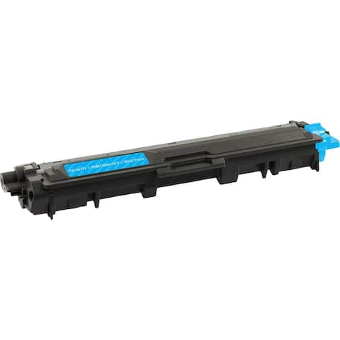 V7 Remanufactured High Yield Cyan Toner Cartridge for Brother TN225 - 2200 page yield