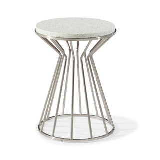 Klaussner Furniture Simply Urban Round End Table
