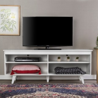 58-inch Wood Simple Contemporary Console (3 options available)