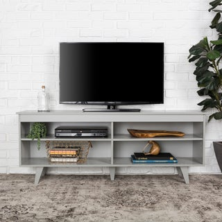 58-inch Wood Simple Contemporary Console