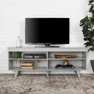 "Palm Canyon Glen 58"" Simple TV Stand Console - 58 x 15 x 23h"
