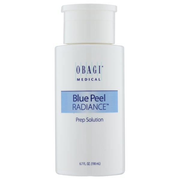Obagi Blue Peel Radiance 6.7-ounce Prep Solution. Opens flyout.