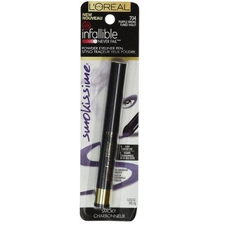 L'Oreal Paris Infallible Smokissime Powder Eye Liner Purple Smoke