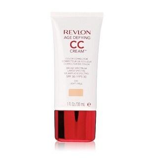 Revlon Age Defying CC Cream Light 010