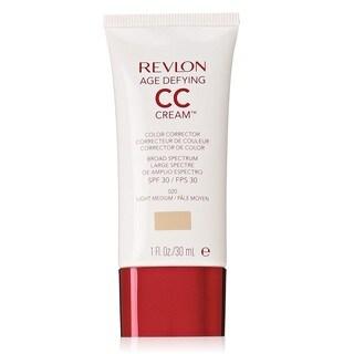 Revlon Age Defying CC Cream Light Medium 020