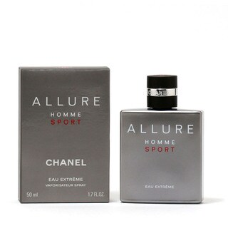 Chanel Allure Homme Sport Eau Extreme Men's 1.7-ounce Eau de Toilette Spray