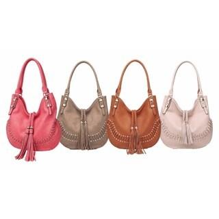 MKF Collection Iva Hobo Shoulder Bag by Mia K. Farrow