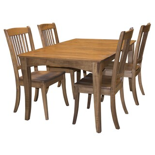 AmeriHome Amish Made Standard Height Dining Table