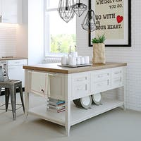 Gramercy Kitchen Island